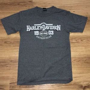 Harley Davidson Charlotte North Carolina T-Shirt